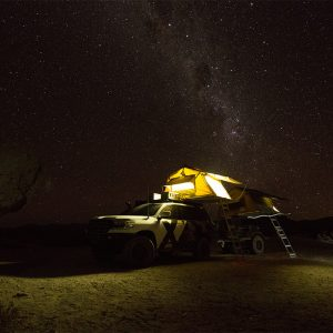 Alubox.com Expedition to Valle De Rocas, Bolivia_night