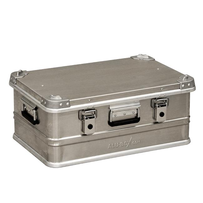 Alubox PRO S020 58 x 38 x 24 cm Aluminiums kasse
