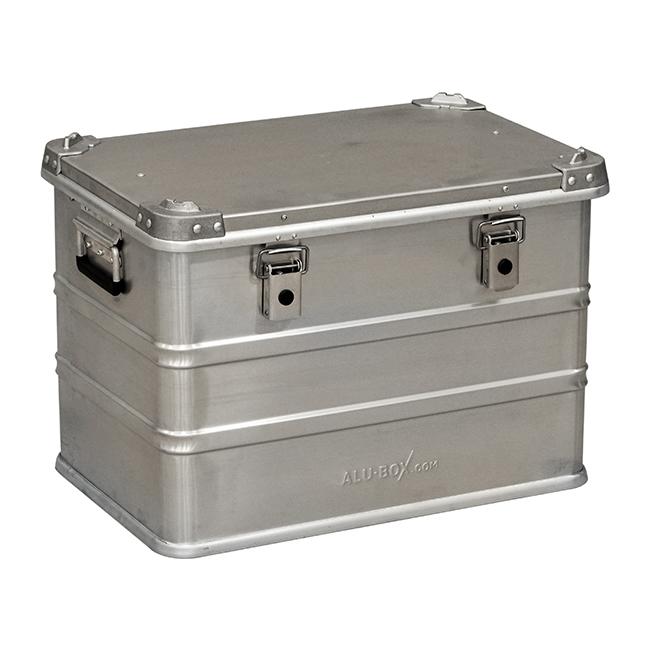 Alubox PRO A073 58 x 38 x 40 cm Aluminiums kasse
