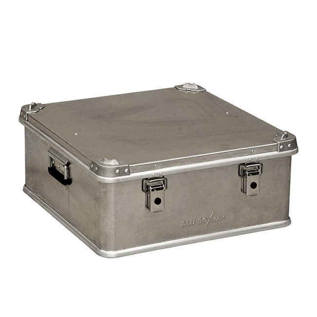 Alubox PRO S067 58 x 58 x 24 cm Aluminiums kasse