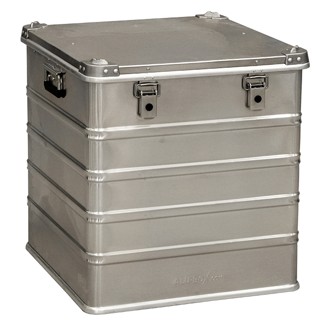 Alubox PRO S175. 58 x 58 x 60 cm Aluminiums kasse