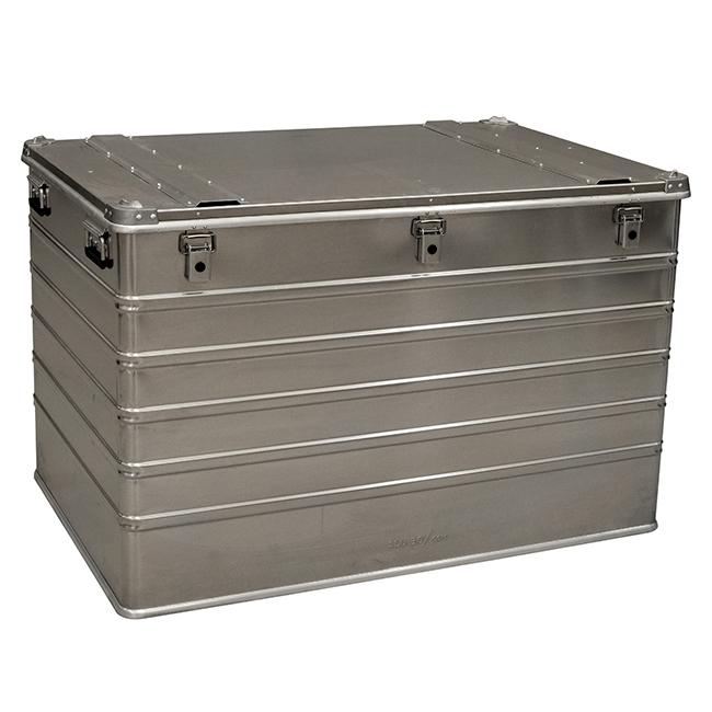 Alubox PRO S690. 118 x 78 x 75 cm Aluminiums kasse