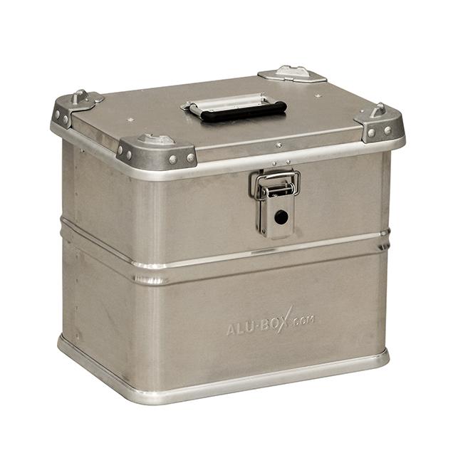 Alubox PRO S020 39 x 29 x 33 Aluminiums kasse