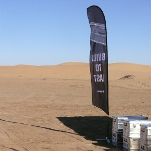 Alubox.com A081, Build to last, Expedition in the Intercontinental Rally - the real way to Sahara
