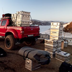 Alubox.com Expeditions 7 to Greenland, ekspeditions kasser_25