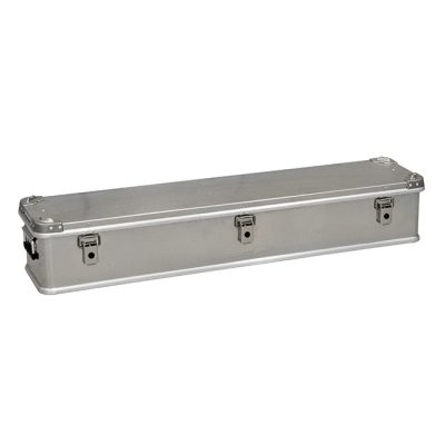 Alubox PRO S056. 125 x 27 x 21 cm Aluminiums kasse
