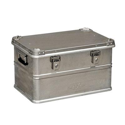 Alubox PRO S060. 58 x 38 x 33 cm Aluminiums kasse