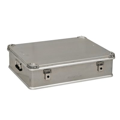Alubox PRO S074. 78 x 58 x 20 cm Aluminiums kasse