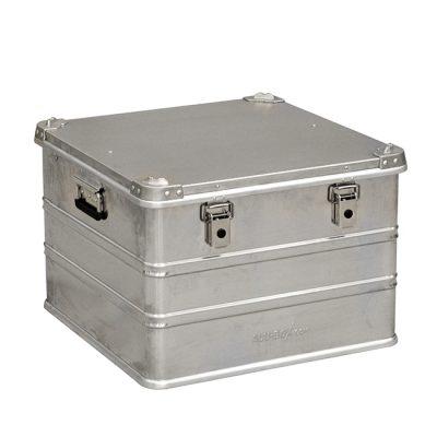 Alubox PRO S115. 58 x 58 x 40 cm Aluminiums kasse