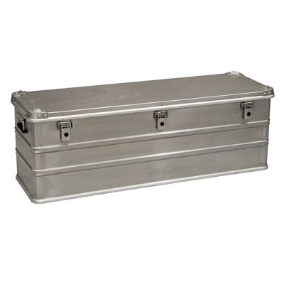 Alubox PRO S163. 118 x 38 x 40 cm Aluminiums kasse