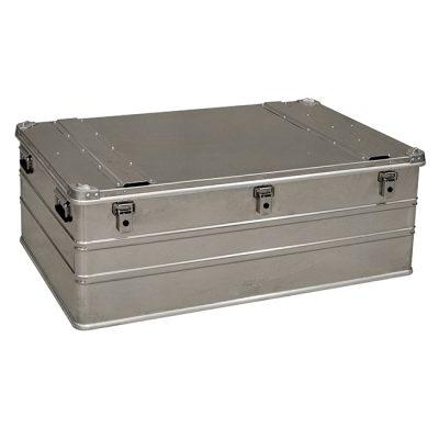 Alubox PRO S350. 118 x 78 x 42 cm Aluminiums kasse